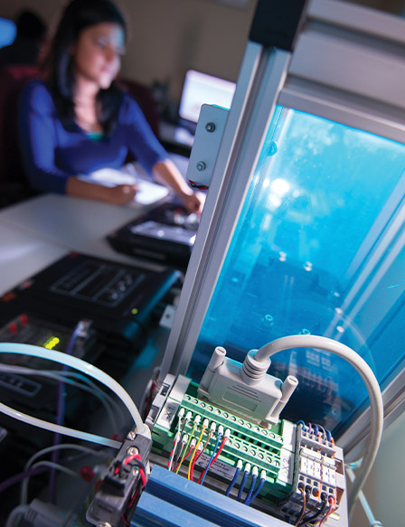 Electronic Engineering Lab