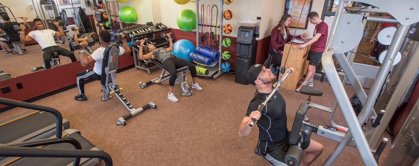 Vaughn College Fitness Center for Health and Wellness