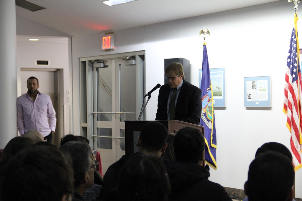 Vaughn Recognizes Academic Achievement at Spring Award Ceremony