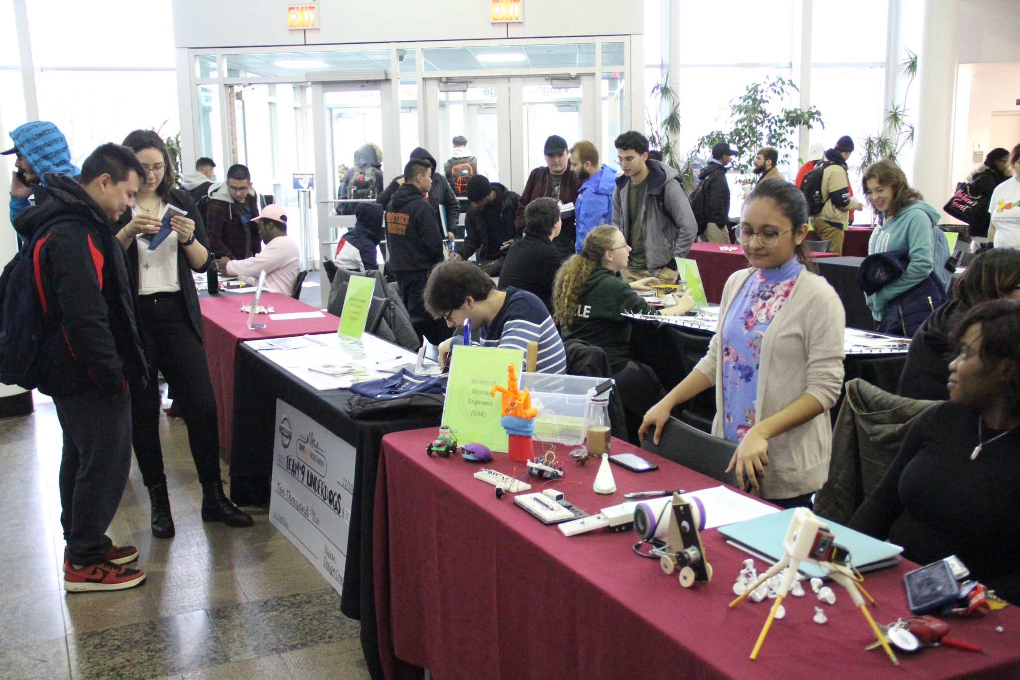Spring Club Fair Sparks Student Interest on Campus