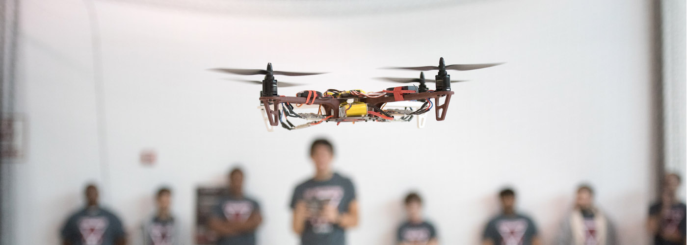 Vaughn College Hosts Second Annual International Drone Day