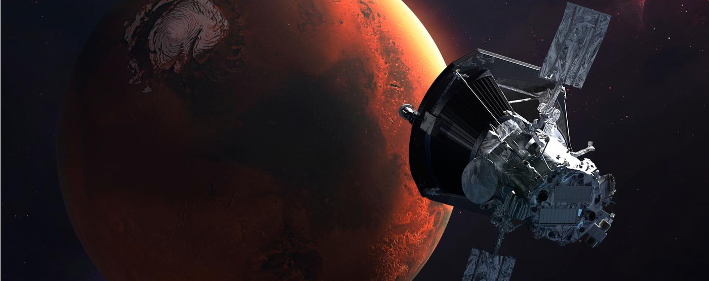 NASA InSight Spacecraft