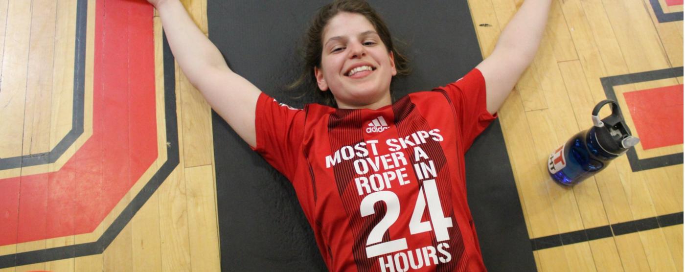 Sella Rega Guinness World Record