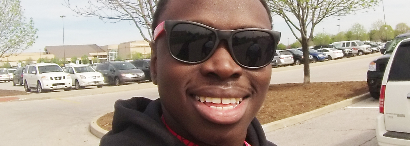 terry smiling with sunglasses