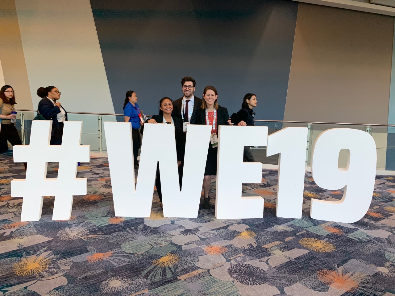 Vaughn College Chapter of the Society of Women Engineers Attend the 2019 Women Engineers Conference