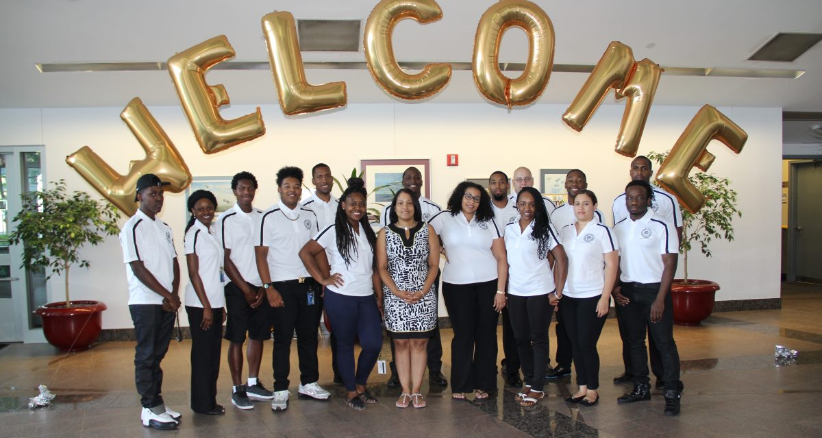 Vaughn Hosts New Student Orientation