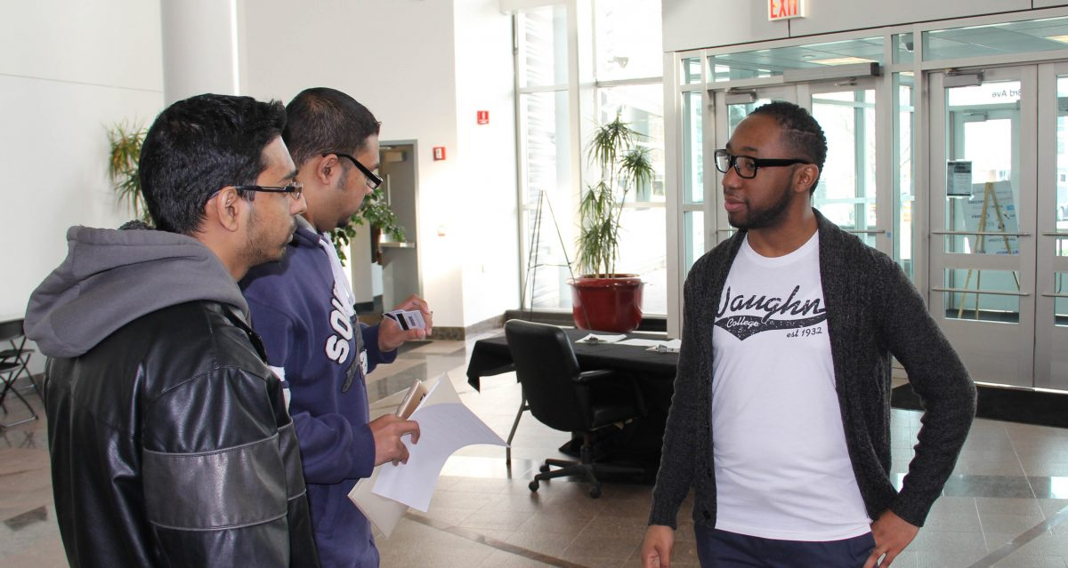 Vaughn Hosts New and Transfer Student Orientation