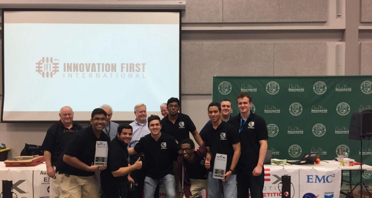 Vaughn's Robotics Team Wins 2016 VEX U Regional Qualifier