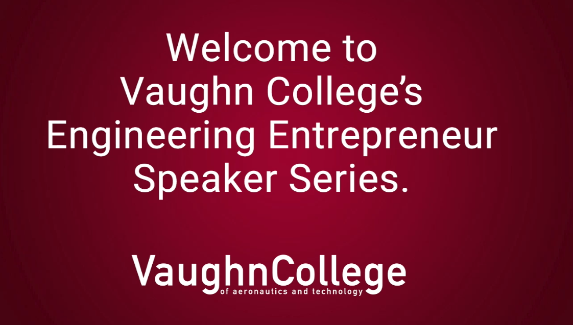 Vaughn Hosts Virtual Institute for Electrical and Electronic Engineers Speaker Series
