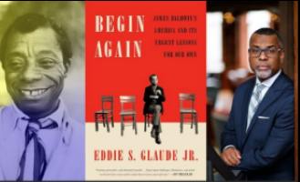 Dr. Eddie Glaude Joins the Vaughn Community for a Virtual Discussion