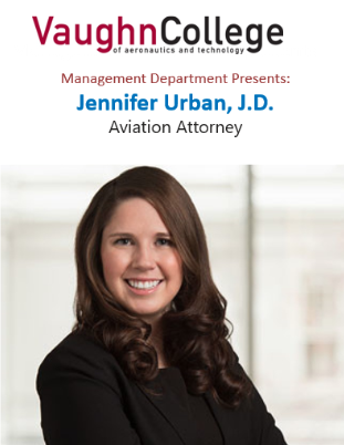 Management Speaker Series: Jenny Ann Urban