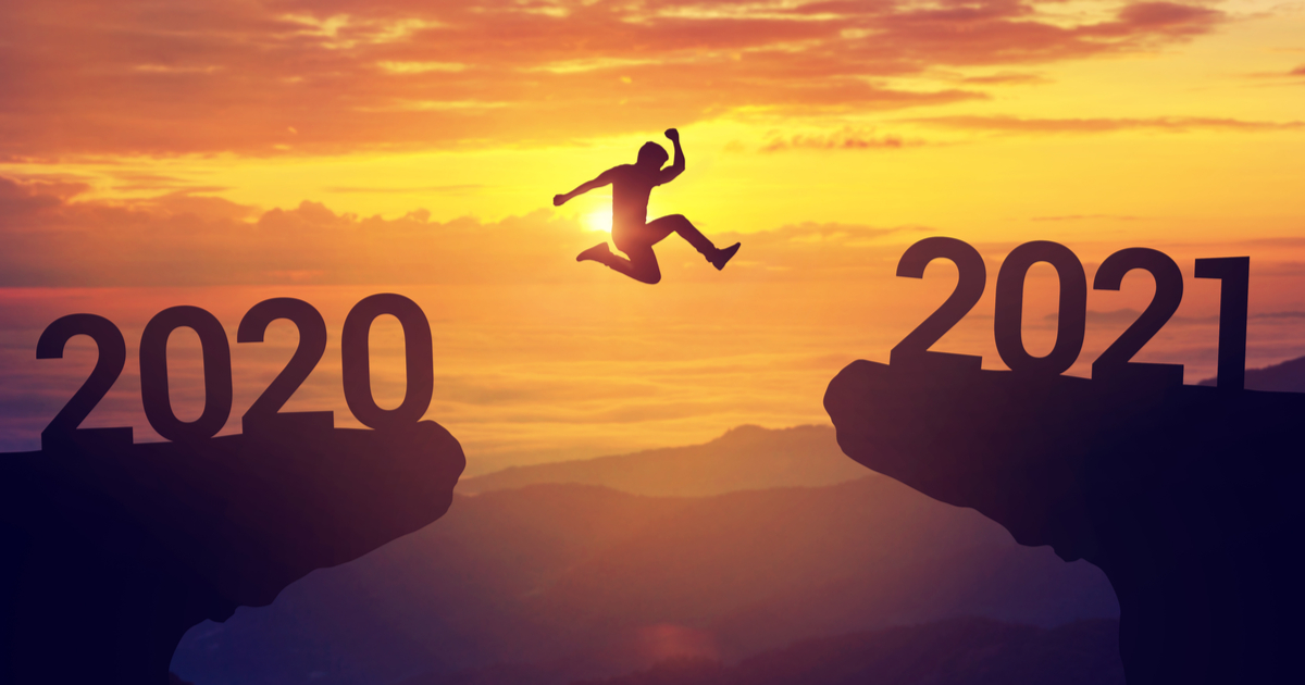 2021 New Year's resolutions for mind and body