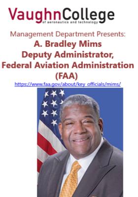 Management Speaker Series: A. Bradley Mims