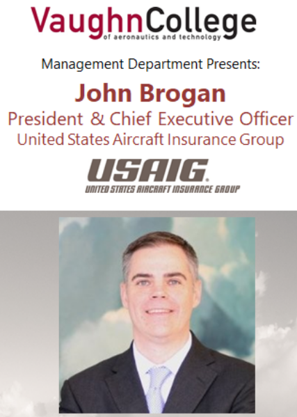 Management Speaker Series: John Brogan