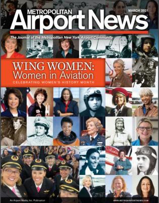 President DeVivo Featured in Metropolitan Airport News